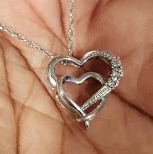 Real Diamonds Ss Necklace